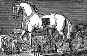 Δουρειοι Ιπποι στην συγχρονη Ελλαδα