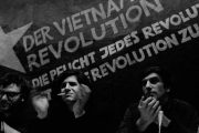 """Berliner Studenten gegen die """"Schutzmacht""""?"""