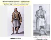 Jakob Philipp Fallmerayer: Die albanische Besiedlung des Peloponnes im Mittelalter