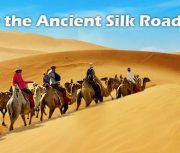"""Chinas Jahrhundertprojekt: """"Die Neue Seidenstraße""""/""""New Silk Road"""""""
