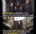 Kriegspropaganda: Ganz großes Anti-Assad Theater in Berlin