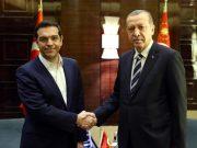 Erdogan in Athen, damit Zypern an USA, Großbritannien und Israel ausgeliefert wird