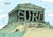 Griechenland: Es gibt ein Leben auch ohne Krücken