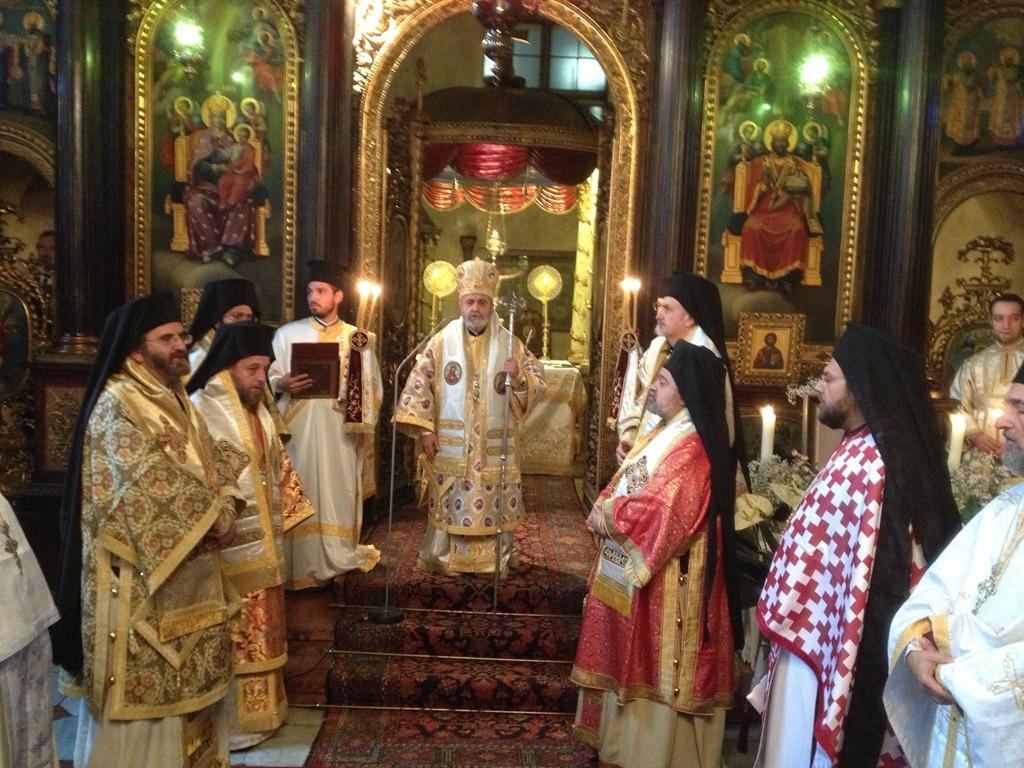Orthodoxe Christen Unterschied