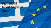 Griechenland gerettet? Deutschland kassierte dafür Zinsgewinne…
