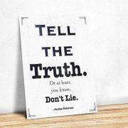 Eine Nation, aufgebaut auf Lügen (Teil 2)