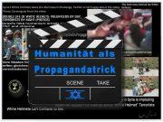 Humanität als Propagandatrick