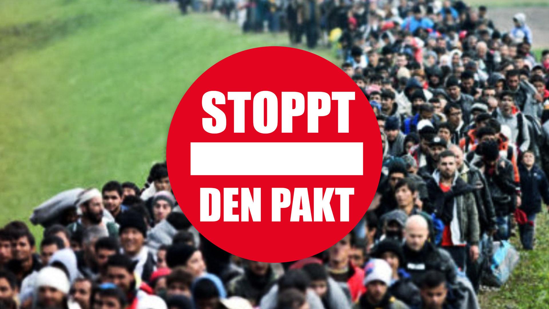 Bildergebnis für Bilder zu Stoppt den Pakt