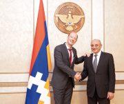 Armenien, Aserbaidschan, Bergkarabach und der Wertewesten