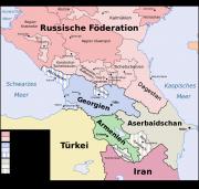 Kaukasus: Tscherkessischer Aktionsplan und Russland