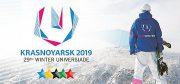 Die Winter-Universiade in Krasnojarsk: Herzlich willkommen im echten Winter!