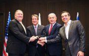 Die USA/Israelischen Pipeline-Pläne im Ostmittelmeer-Raum nehmen Gestalt an