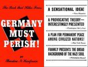 War der Zweite Weltkrieg ein Völkermordkrieg gegen Deutschland?