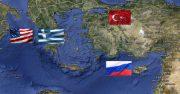 """""""Krieg in der Ägäis""""-Szenario: Wollen die USA die Türkei durch Griechenland in einen Krieg treiben?"""