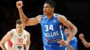 """""""Greek Freak"""" spielt sich in den NBA-Olymp"""