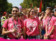 Die Times of Israel feiern die jüdische Rolle in der Bewegung der LGBT Bürgerrechte