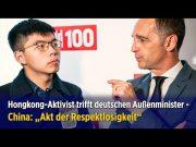 Deutschland, die Auslandszentrale der chinesischen Opposition