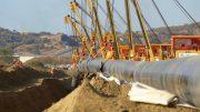 Bau der TAP-Gaspipeline in Griechenland abgeschlossen