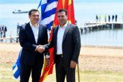 Nord-Mazedonien wird von der NATO als Ziel für Serbien und Russland benutzt